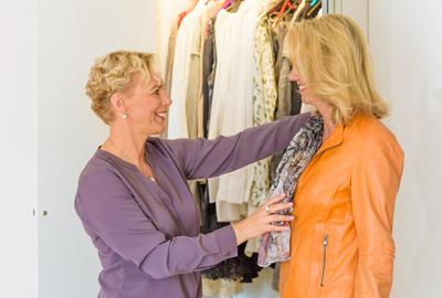 Kleiderschrankcheck - wir finden neue Kombinationen die Spaß machen
