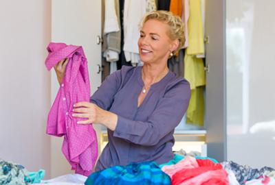 Kleiderschrank Check Neues mit Altem kombinieren